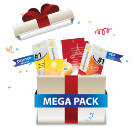 Bronze Mega Pack (90 Days Free Updates for All Questions)